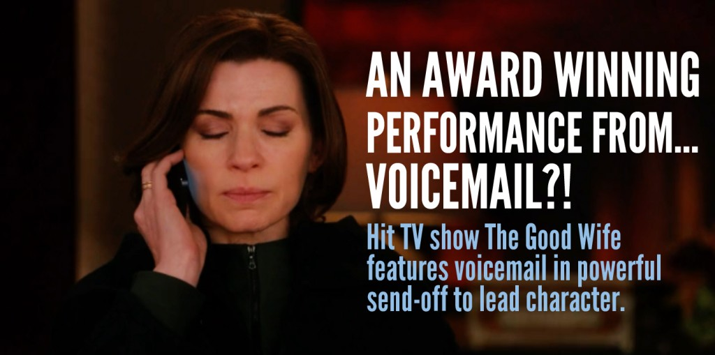 The Good Wife Voicemail Episode